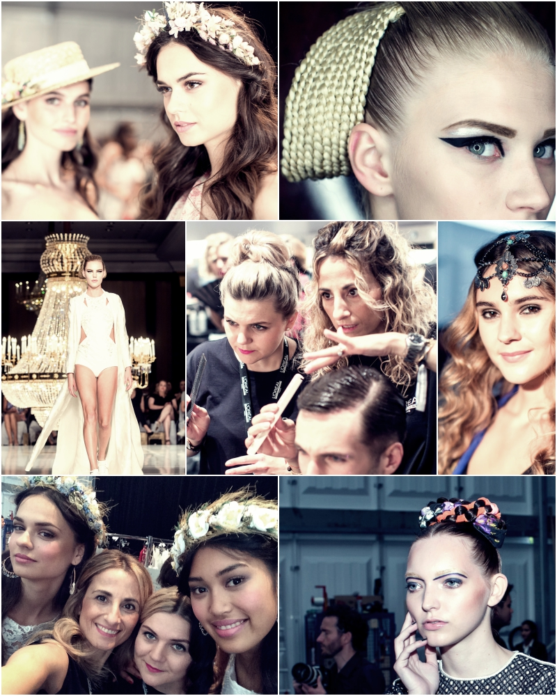 Mercedes Benz Fashionweek Summer 2015 – Backstage mit Guido, Michalsky und Co.