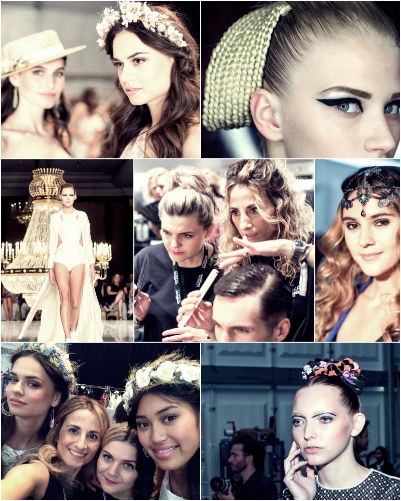 Mercedes Benz Fashionweek Summer 2015 – Backstage mit Guido, Michalsky und Co.
